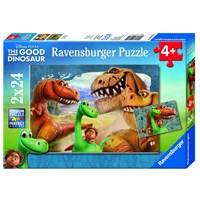 """Ravensburger (09079) - """"Unusual Friendship"""" - 24 pieces puzzle"""