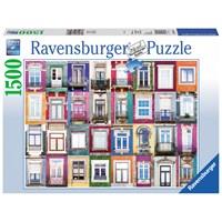 "Ravensburger (16217) - ""Window in Porto"" - 1500 pieces puzzle"