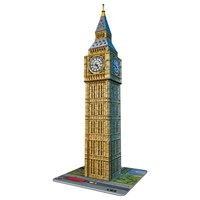"Ravensburger (12554) - ""Big Ben"" - 216 pieces puzzle"