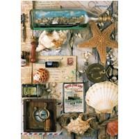 """Ravensburger (19479) - """"Maritime Souvenirs"""" - 1000 pieces puzzle"""