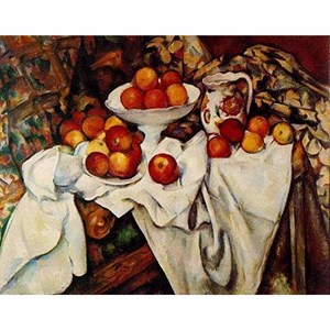 "D-Toys (66961-4) - Paul Cezanne: ""Apples and Oranges"" - 1000 pieces puzzle"