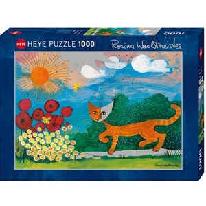 """Heye (29448) - Rosina Wachtmeister: """"Daisies"""" - 1000 pieces puzzle"""