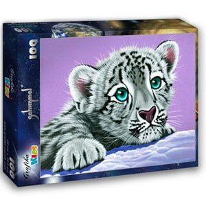 "Grafika Kids (01954) - Schim Schimmel: ""Sambuca's Friend"" - 100 pieces puzzle"