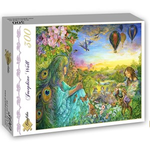"Grafika (02618) - Josephine Wall: ""Daydreaming"" - 300 pieces puzzle"