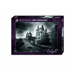 "Heye (29563) - Simon Mardsen: ""Castle"" - 1000 pieces puzzle"