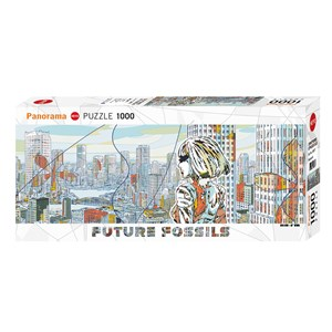 "Heye (29877) - HR-FM: ""Aquapolis"" - 1000 pieces puzzle"