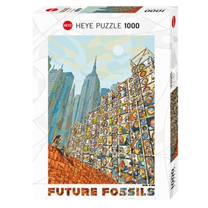 "Heye (29876) - HR-FM: ""Home in Mind"" - 1000 pieces puzzle"