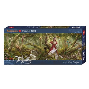 "Heye (29869) - Cris Ortega: ""Forest Song"" - 1000 pieces puzzle"