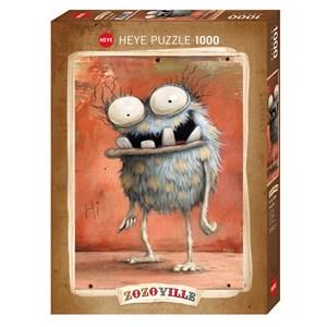 "Heye (29866) - Mateo Dineen: ""Monsta Hi!"" - 1000 pieces puzzle"