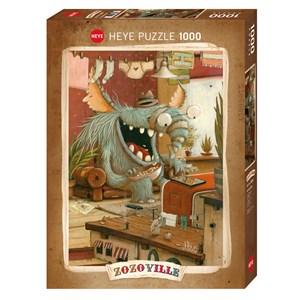 "Heye (29865) - Johan Potma: ""Laundry Day"" - 1000 pieces puzzle"