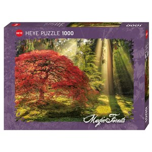 """Heye (29855) - Aaron Reed: """"Guiding Light"""" - 1000 pieces puzzle"""