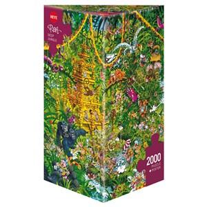 "Heye (29892) - Michael Ryba: ""Deep Jungle"" - 2000 pieces puzzle"