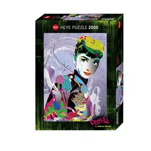 "Heye (29867) - Johnny Cheuk: ""Audrey II"" - 2000 pieces puzzle"