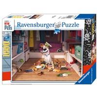 """Ravensburger (19666) - """"The Secret Life of Pets"""" - 1000 pieces puzzle"""
