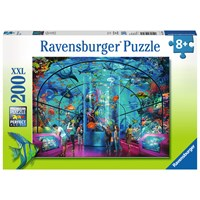 "Ravensburger (12758) - ""Aquarium"" - 200 pieces puzzle"