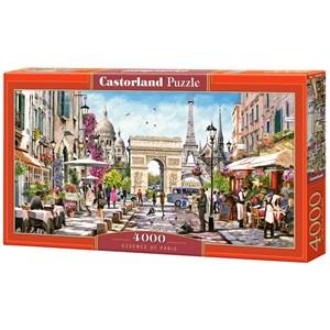 "Castorland (C-400294) - ""Essence of Paris"" - 4000 pieces puzzle"