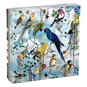 "Chronicle Books / Galison (9780735356481) - Christian Lacroix: ""Birds Sinfonia"" - 250 pieces puzzle"