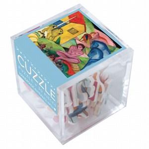 """Puzzle Michele Wilson (S161-30) - Franz Marc: """"The Dream"""" - 30 pieces puzzle"""