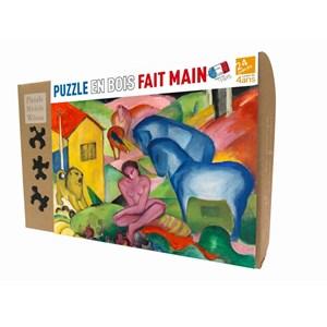 """Puzzle Michele Wilson (S160-24) - Franz Marc: """"The Dream"""" - 24 pieces puzzle"""