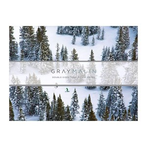 "Chronicle Books / Galison (9780735357228) - Gray Malin: ""The Snow"" - 500 pieces puzzle"