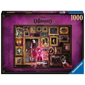 """Ravensburger (15022) - """"Captain Hook"""" - 1000 pieces puzzle"""