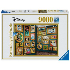 "Ravensburger (14973) - ""Disney Museum"" - 9000 pieces puzzle"