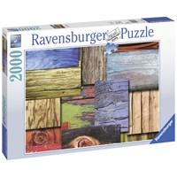 """Ravensburger (16630) - """"Remainders"""" - 2000 pieces puzzle"""