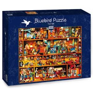 """Bluebird Puzzle (70260) - """"Toys Tale"""" - 4000 pieces puzzle"""