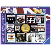 """Ravensburger (19753) - """"Beatles: Albums 1964-66"""" - 1000 pieces puzzle"""