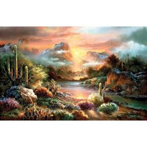 """SunsOut (18057) - James Lee: """"Sunset Splendor"""" - 1000 pieces puzzle"""