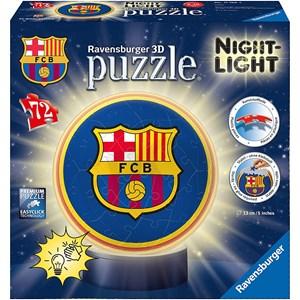 """Ravensburger (11166) - """"FC Barcelona"""" - 72 pieces puzzle"""