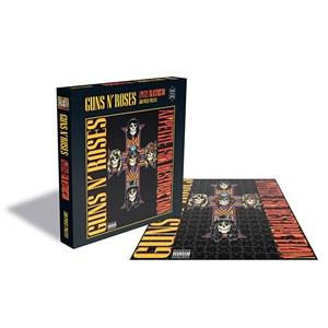 """Rock Saw (RSAW038PZ) - """"Guns N Roses, Appetite For Destruction 2"""" - 500 pieces puzzle"""