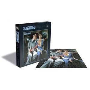 "Rock Saw (RSAW057PZ) - ""Scorpions, Lovedrive"" - 500 pieces puzzle"