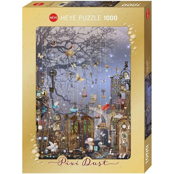 """Heye (29918) - Ilona Reny: """"Magic Keys"""" - 1000 pieces puzzle"""