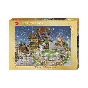 """Heye (29919) - Ilona Reny: """"Fairy Park"""" - 1000 pieces puzzle"""