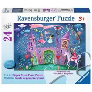 "Ravensburger (05543) - ""Brilliant Birthday"" - 24 pieces puzzle"