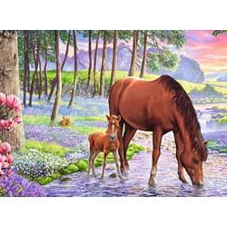 "Ravensburger (13242) - ""Serene Sunset"" - 300 pieces puzzle"