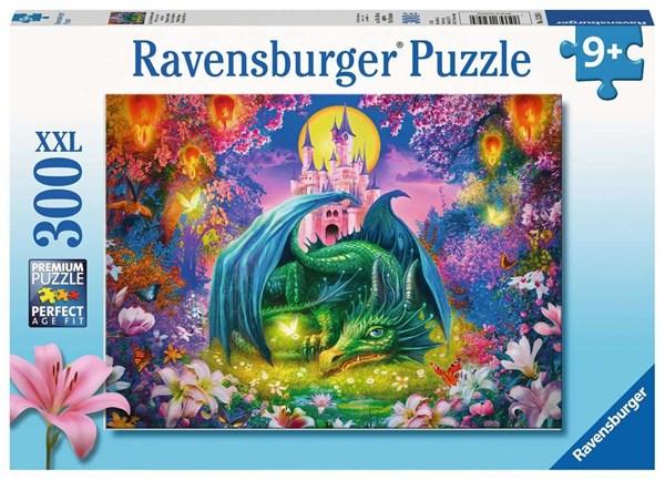 """Ravensburger (13258) - """"Forest Dragon"""" - 300 pieces puzzle"""