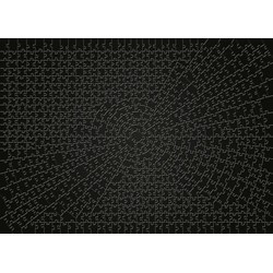 "Ravensburger (15260) - ""Krypt Black"" - 736 pieces puzzle"