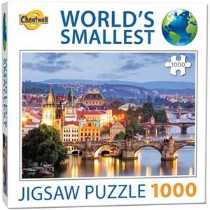 """Cheatwell Games (13992) - """"Prague Bridges"""" - 1000 pieces puzzle"""
