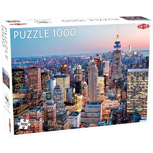 """Tactic (56629) - """"New York"""" - 1000 pieces puzzle"""