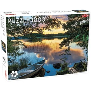 "Tactic (56684) - ""Summer Night in Finland"" - 1000 pieces puzzle"