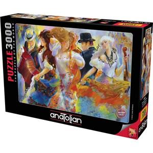 "Anatolian (ANA4912) - ""City of Rainbows"" - 3000 pieces puzzle"