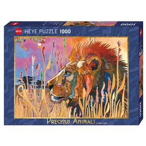 "Heye (29899) - Bob Coonts: ""Take a Break"" - 1000 pieces puzzle"