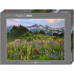 "Heye (29903) - ""Tatoosh Mountains"" - 2000 pieces puzzle"