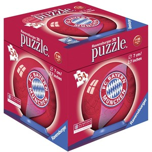 "Ravensburger (11857) - ""FC Bayern Munich"" - 54 pieces puzzle"