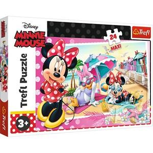 "Trefl (14292) - ""Minnie"" - 24 pieces puzzle"