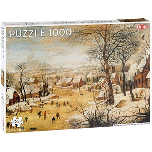"Tactic (56242) - ""Winter Landscape"" - 1000 pieces puzzle"