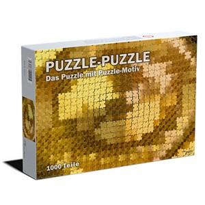 """Puls Entertainment (11111) - """"Puzzle-Puzzle"""" - 1000 pieces puzzle"""