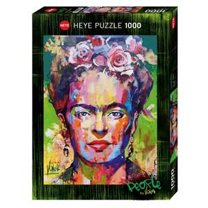 """Heye (29912) - """"Frida Kahlo"""" - 1000 pieces puzzle"""
